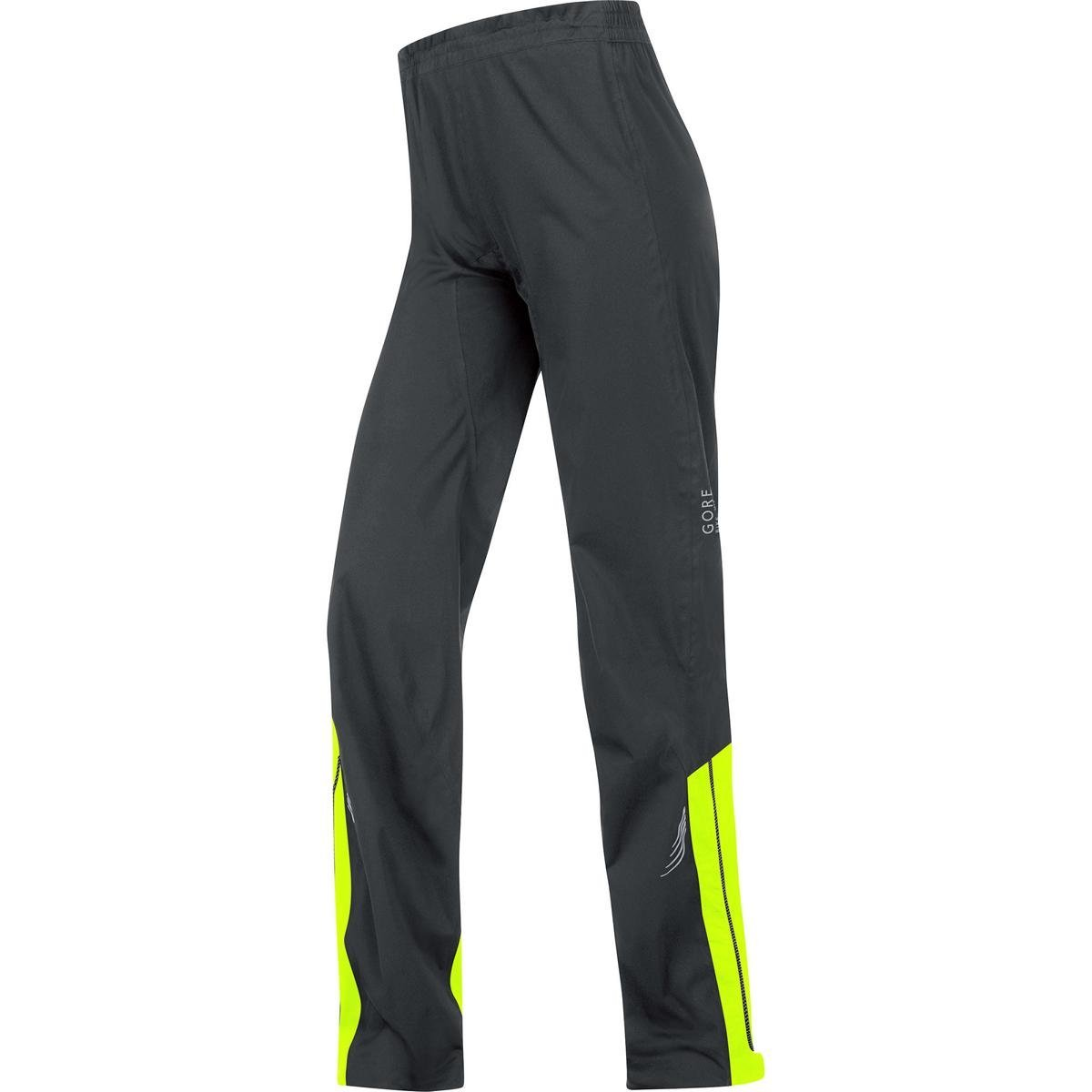 GORE BIKE WEAR Women's Long Rain Cycling Overtrousers, Super-Light, GORE-TEX Active, ELEMENT LADY GT AS Pants, PGDLEL PGDLEL-9900-S
