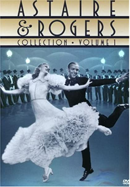 Amazon Com Astaire Rogers Collection Vol 1 Top Hat Swing Time Follow The Fleet Shall We Dance The Barkleys Of Broadway Fred Astaire Ginger Rogers Bill Thompson Edward
