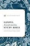 ESV Gospel Transformation Study Bible: Christ in