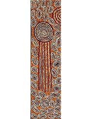 Tjukula (My Country) Talli - Contemporary Australian Aboriginal Painting