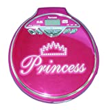 Venturer Personal CD Player with Stylish Princess Design