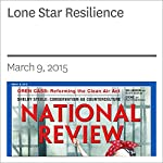Lone Star Resilience | Erica Grieder