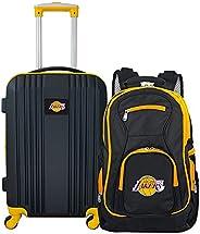 NBA 2-Piece Luggage Set