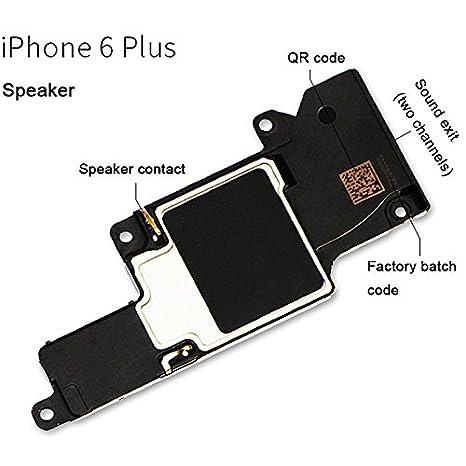 Loud Speaker per iphone 5 Ringer Buzzer altoparlanti modulo Flex
