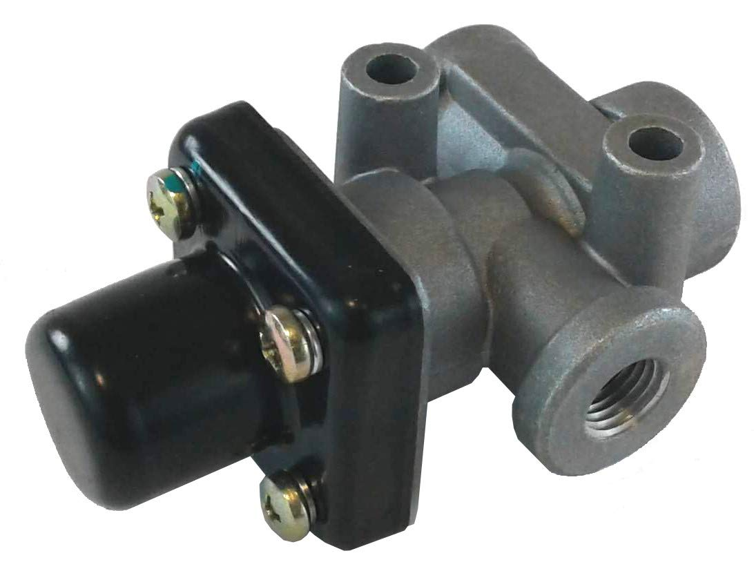 PR-4 Air Brake Pressure Protection Valve - 1/4'' NPT for Heavy Duty Big Rigs