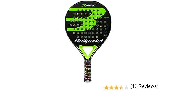 Pala de pádel Bullpadel X-Compact LTD Green: Amazon.es: Deportes y ...