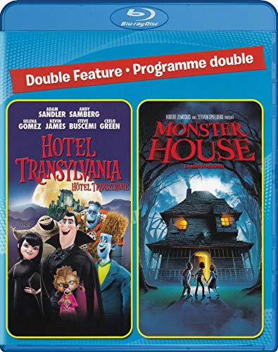 Hotel Transylvania / Monster House (Double Feature)