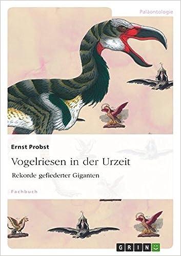Book Vogelriesen in der Urzeit
