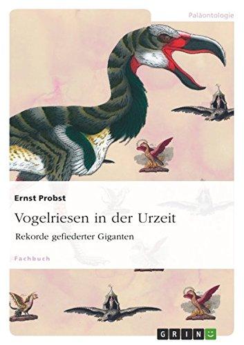Vogelriesen in der Urzeit: Rekorde gefiederter Giganten