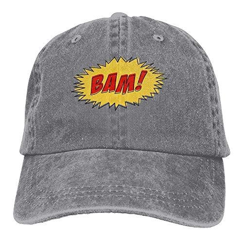 Women Cowgirl Bam Cowboy DEFFWB Men for Denim Skull Cap Hat Sign Hats Sport aTqf7S