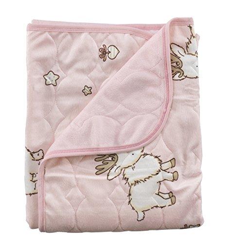 Knitted Dolls Pram Blankets - 3