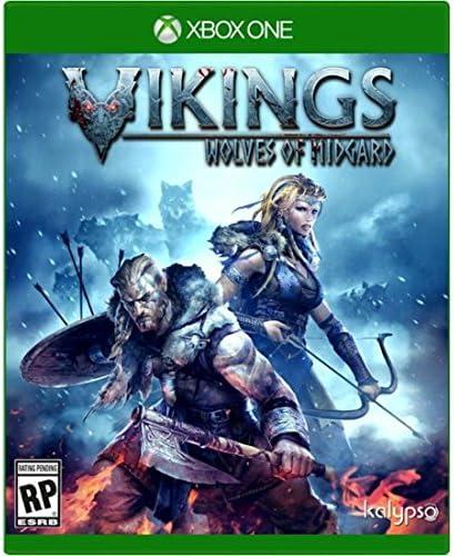 Vikings Wolves of Midgard XBOX ONE ミッドガードのバイキングス・オオカミ北米英語版 [並行輸入品]