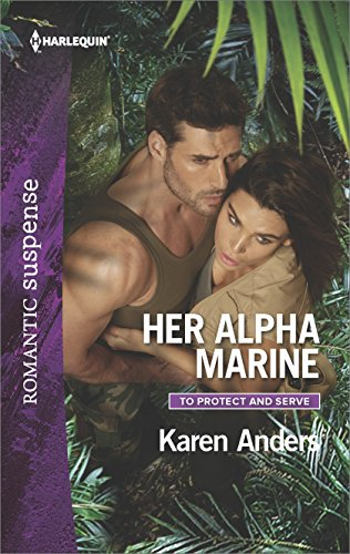 book cover of Her Alpha Marine