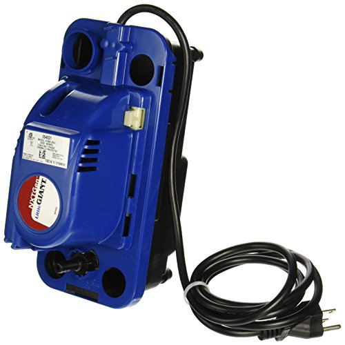 Little Giant 554521 VCMX-20UL 230-volt Automatic Condensate Removal Pump, 1-Pack ()