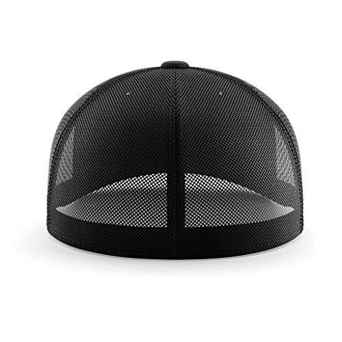 Tactical Pro Supply American Flag Heather Gray Flexfit Hat (L/XL)