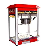 Popcorn maker big Stainless steel high quality popcorn machine