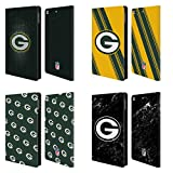 Official NFL 2017/18 Green Bay Packers Leather Book Wallet Case Cover For Apple iPad mini 4