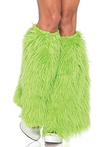 Furry Leg Warmers Costume Accessory product image