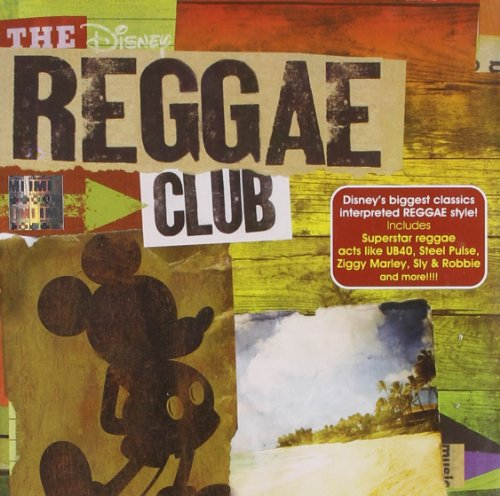 UPC 050087158149, Disney Reggae Club