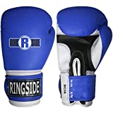 Ringside BG16 BLUE L/XL Pro Style Training Gloves L/XL Blue