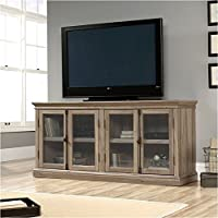 Pemberly Row Storage Credenza in Salt Oak