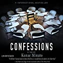Confessions Audiobook by Kanae Minato, Stephen Snyder (translator) Narrated by Elaina Erika Davis, Noah Galvin