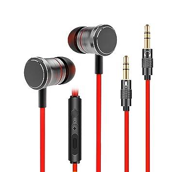 Auriculares Deportivos con Cable, Auriculares estéreo inalámbricos ...