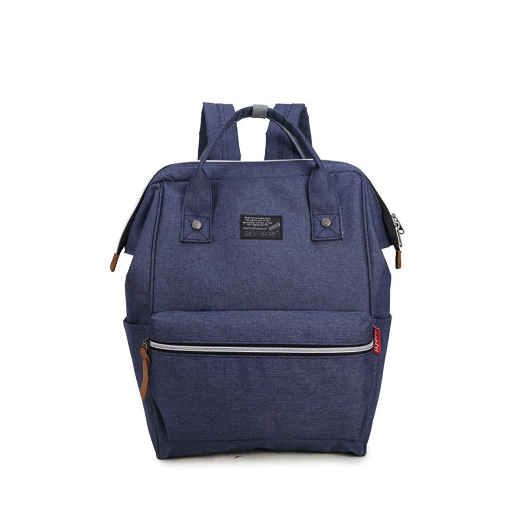 ZIXUAL Sac à dos pour femmes shopping Voyage sac à bandoulière mode mobile sac à main Oxford tissu sac à dos