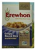 Erewhon, Organic Crispy Brown Rice Cereal, Gluten Free, 10 oz (284 g) - 2pcs