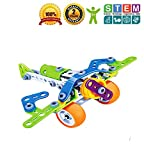 Kididdo Learning Toys Gifts for Boys & Girls, Educational STEM Sets for 7, 9, 10-Year-Old | Best Creative Construction Engineering Building Blocks Kit | Top Birthday/ Christmas Idea for Kids 8-12 By