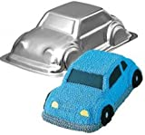 DIY Car Shape Aluminum Alloy Baking Mold 25.5cm*17cm*7.2cm