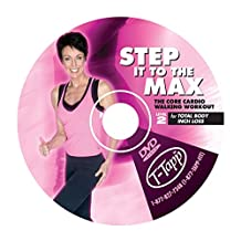 Step it to the Max - Advanced Walking Workout by T-Tapp DVD
