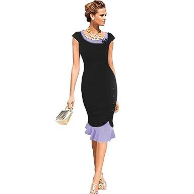 86a1e569cc9 Image Unavailable. Image not available for. Color  bankhunyabangyai store  Black   Purple Vintage Elegant ...