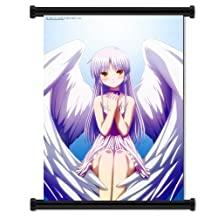 Angel Beats Anime Fabric Wall Scroll Poster (32x42) Inches