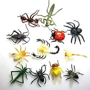 Insecto 8 cm (vendido por unidad)