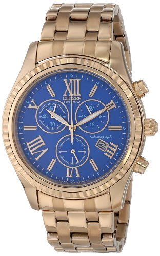 Citizen Women's FB1363-56L Drive from Citizen Eco-Drive AML Chronograph Casual Watch (Watch 56l)