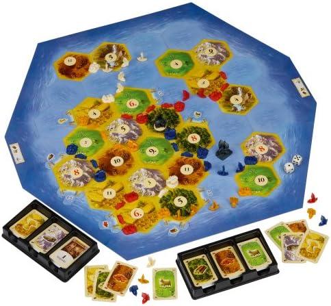 KOSMOS Colonos del Catan Marineros - Juego de Mesa de Estrategia para 3-4 Jugadores 6940120 [versión en alemán]: Amazon.es: Juguetes y juegos