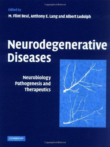 Neurodegenerative Diseases  Neurobiology  Pathogenesis And Therapeutics