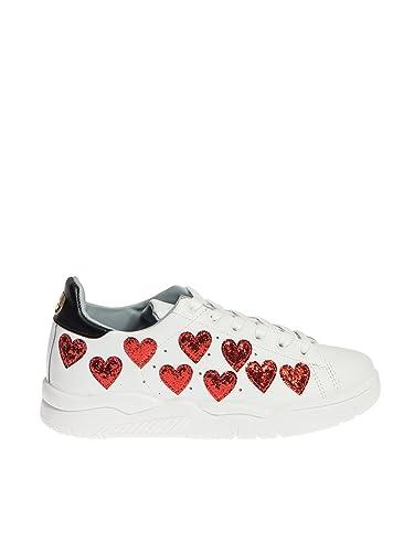 Neueste OnlineVerkauf Damen Cf1915 Weiss Leder Sneakers Chiara ... 7dd1d91d39