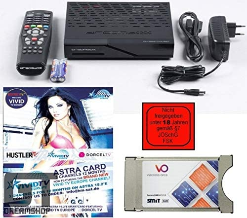 Dreambox Dm525 Sat Viaccess Modul Hustler Tv Elektronik