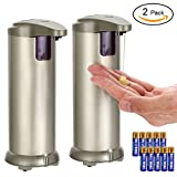 ROKOO Automatic Soap Dispenser Stainless Steel Touchless H - Best Reviews Guide