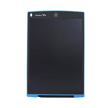Tableta LCD portátil de 12 Pulgadas sin Papel para Estudiantes, Tarjeta gráfica Azul Azul 280 * 185 * 4,8 mm