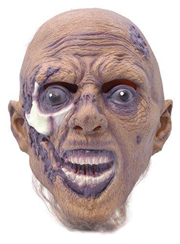 Bristol Novelty BM497 Grave Riser Mask (One -