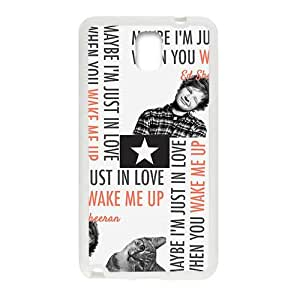 Cute cat and naughty boy Cell Phone Case for Samsung Galaxy Note3