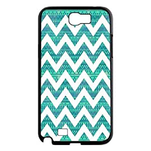 Sexyass Tribal Chevron Pattern Cases for Samsung Galaxy Note 2, with Black