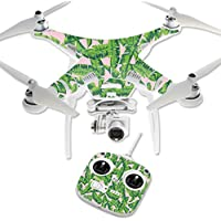 Skin For DJI Phantom 3 Standard – Jungle Glam | MightySkins Protective, Durable, and Unique Vinyl Decal wrap cover | Easy To Apply, Remove, and Change Styles | Made in the USA