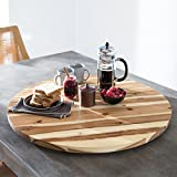 Native Trails Acacia Single Turntable / Lazy Susan