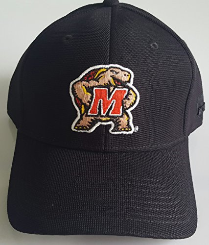NCAA New Maryland Terps Embroidered Adjustable Cap by NCAA