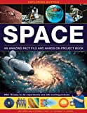 img - for Exploring Science: Space An Amazing Fact File and Hands-On Project Book: With 19 Easy-To-Do Experiments And 300 Exciting Pictures book / textbook / text book