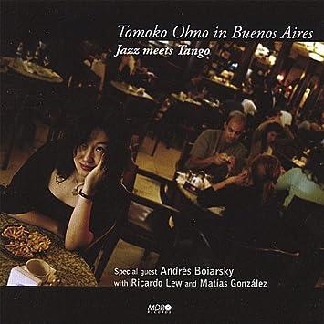 Tomoko Ohno in Buenos Aires